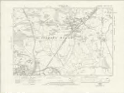 Glamorgan XLVII.SW - OS Six-Inch Map