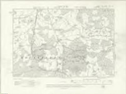 Sussex XLIII.NE - OS Six-Inch Map