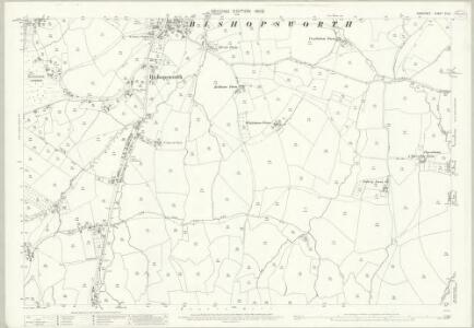 Somerset VI.14 (includes: Bristol; Dundry) - 25 Inch Map