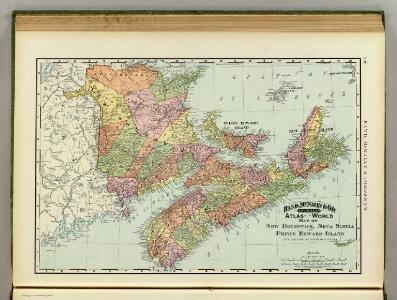 Maritime Provinces of Canada.