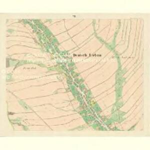Deutsch Liebau (Německa Liwowa) - m0793-2-005 - Kaiserpflichtexemplar der Landkarten des stabilen Katasters