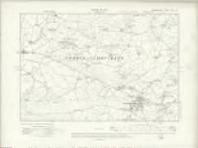 Denbighshire XXIV.SE - OS Six-Inch Map