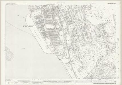 Cheshire XII.11 (includes: Caldy; Grange; Hoylake cum West Kirby) - 25 Inch Map