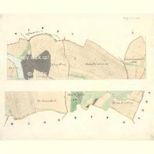 Podolly - m2326-2-001 - Kaiserpflichtexemplar der Landkarten des stabilen Katasters