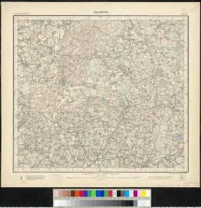 Meßtischblatt [8224] : Waldburg, 1908