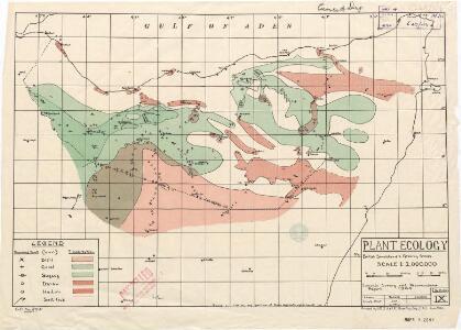Plant ecology (Somalia)