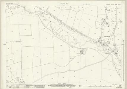 Yorkshire CLXII.13 (includes: Driffield; Nafferton; Skerne) - 25 Inch Map