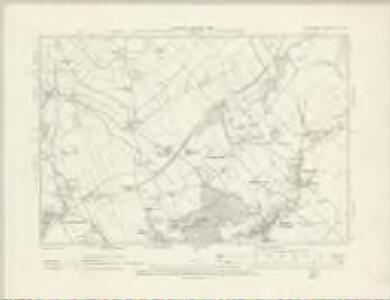 Wiltshire XL.SW - OS Six-Inch Map