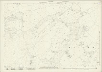 Surrey XVI.6 (includes: Bisley; Chobham) - 25 Inch Map