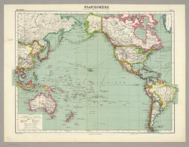 Basin du Pacifique.