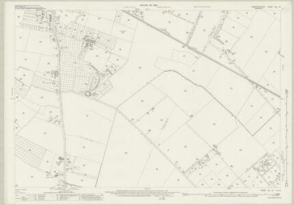 Cambridgeshire XL.10 (includes: Cambridge; Impington; Milton) - 25 Inch Map