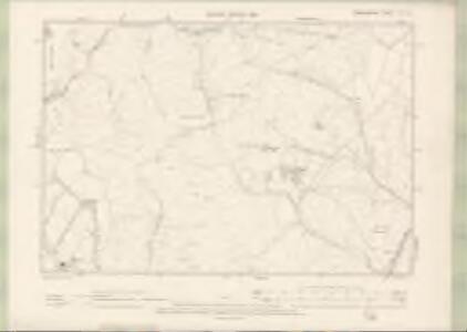 Peebles-shire Sheet VIII.SE - OS 6 Inch map