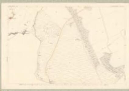 Berwick, Sheet XIX.16 (Lauder) - OS 25 Inch map
