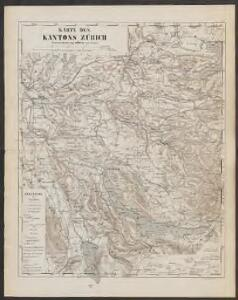 Kleiner historischer Atlas des Kantons Zürich