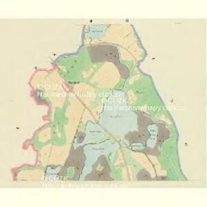 Branna - c0470-1-002 - Kaiserpflichtexemplar der Landkarten des stabilen Katasters