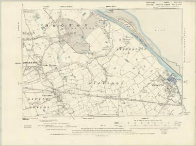 Lancashire CXVI.NE - OS Six-Inch Map