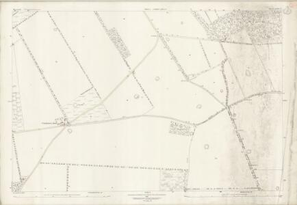Norfolk LXXI.5 (includes: Cockley Cley; Gooderstone; Hilborough) - 25 Inch Map