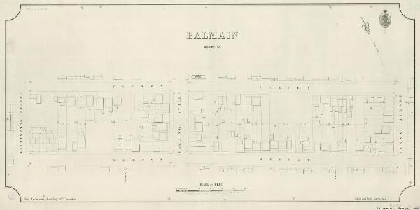 Balmain, Sheet 56, 1890