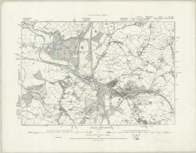 Somerset LXVII.NE - OS Six-Inch Map