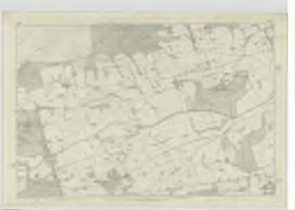 Perthshire, Sheet XCVI - OS 6 Inch map