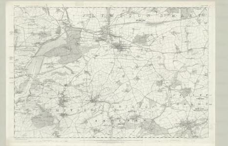 Devonshire CXXIV - OS Six-Inch Map
