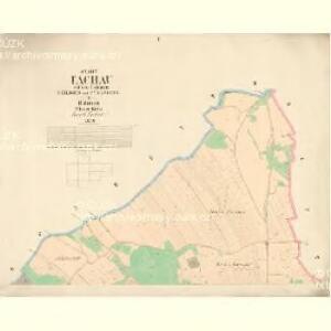 Tachau - c7823-1-001 - Kaiserpflichtexemplar der Landkarten des stabilen Katasters
