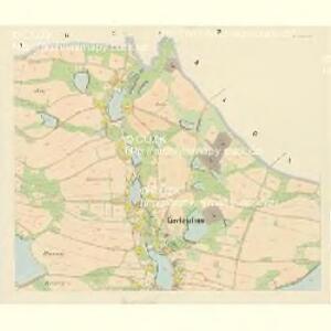 Kirchradaun - c3384-1-002 - Kaiserpflichtexemplar der Landkarten des stabilen Katasters