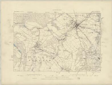 Gloucestershire XXXVIII.SE - OS Six-Inch Map