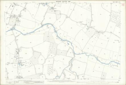Kent LII.6 (includes: Hunton; Linton; Marden) - 25 Inch Map