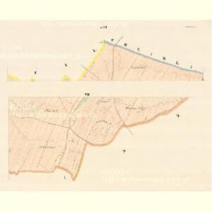 Meedel (Metle) - m1745-1-007 - Kaiserpflichtexemplar der Landkarten des stabilen Katasters