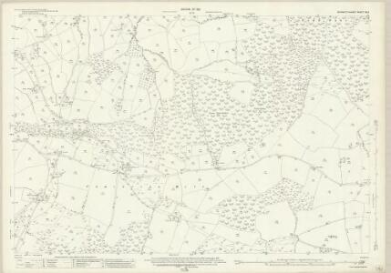 Monmouthshire XX.3 (includes: Mitchell Troy United; Trelech United) - 25 Inch Map