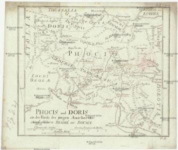 Phocis und Doris