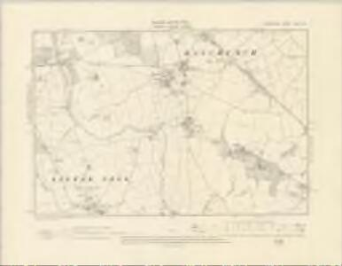 Shropshire XXVII.NE - OS Six-Inch Map