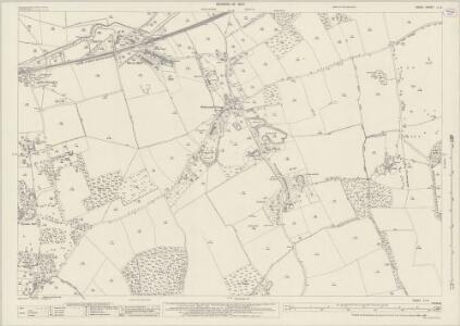 Essex (New Series 1913-) n LI.4 (includes: Gilston; Netteswell) - 25 Inch Map