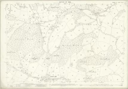 Sussex XLIV.7 (includes: Beckley; Brede; Northiam) - 25 Inch Map