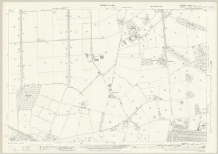 Lancashire CX.11 (includes: Altrincham; Carrington; Dunham Massey; Sale) - 25 Inch Map