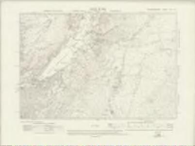 Caernarvonshire XXII.SE - OS Six-Inch Map