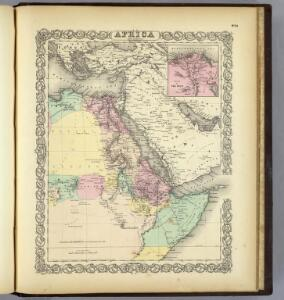 Africa North Eastern Sheet.
