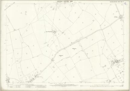 Buckinghamshire XXIV.14 (includes: Wing; Wingrave with Rowsham) - 25 Inch Map