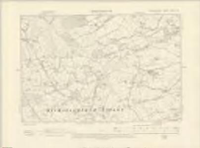 Herefordshire XXXVII.NE - OS Six-Inch Map