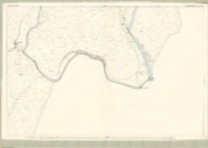 Dumfries, Sheet XXXV.10 (Eskdalemuir) - OS 25 Inch map