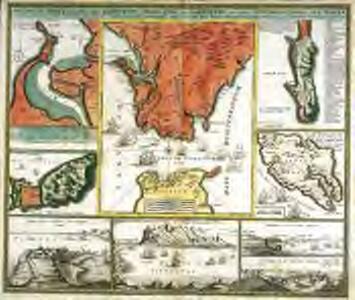 Accurate Vorstellung der berühmten Meers-Enge bey Gibraltar