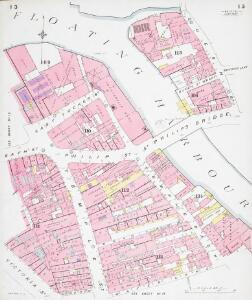 Insurance Plan of Bristol: sheet 13