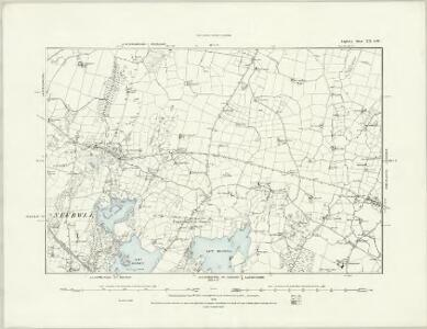 Anglesey XI.NE - OS Six-Inch Map
