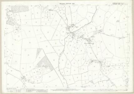 Shropshire XIV.5 (includes: Bettisfield; Ellesmere Rural; Wem Rural) - 25 Inch Map