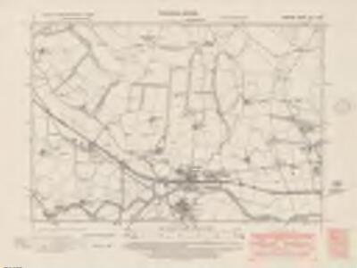 Ayrshire Sheet XLII.NW - OS 6 Inch map