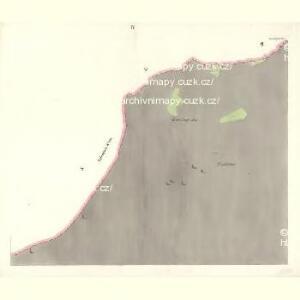 Dreyhacken - c8080-1-004 - Kaiserpflichtexemplar der Landkarten des stabilen Katasters