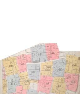 Insurance Plan of London Vol. VI: Key Plan 2