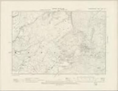 Caernarvonshire XXVII.SE - OS Six-Inch Map