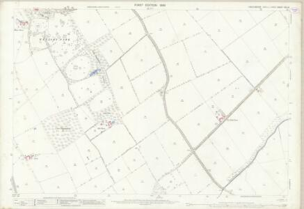 Lincolnshire XXII.16 (includes: Cleethorpes; Grimsby; Weelsby) - 25 Inch Map